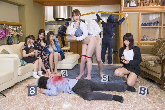 ―セックスが溶け込んでいる番組― 「常に性交」サスペンス劇場